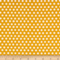 Monaluna Organic Juicy Spot On Canvas Fabric