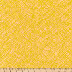 Kaufman Architextures Crosshatch Wasabi Fabric