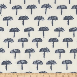 Kaufman Blueberry Park Foliage Oyster Fabric
