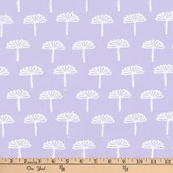 Kaufman Blueberry Park Trees Princess Fabric