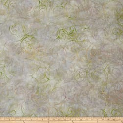 Kaufman Artisan Batiks Regal 3 Swirls Antique Fabric