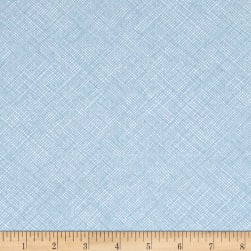 Kaufman Widescreen Cross Hatch Fog Fabric