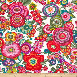 STOF France Amparo Multicolore Fabric