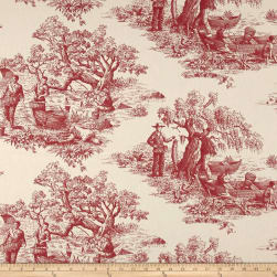 STOF France Riviere Rouge Fabric
