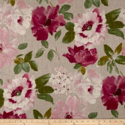 Stof France Louna 100% Linen Rose