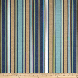 Richloom Solarium Indoor/Outdoor Mcquebec Stripe Pacific