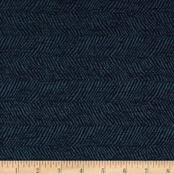 Richloom Fortress Performance Basketweave Bean Cobalt Fabric
