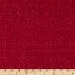 World Wide Basketweave Solid Red