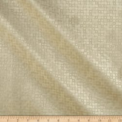 World Wide Baxter Textured Velvet Cream Fabric