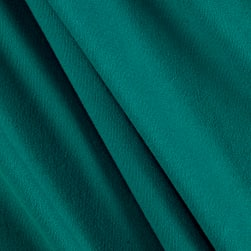 Double Brushed Solid Jersey Knit Jade