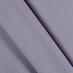 Fabric Merchants Double Brushed Solid Jersey Knit Lavender