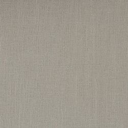 Covington Linen Blend Solid Oatmeal Fabric