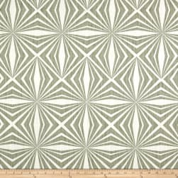 Scott Living Francisco Basketweave Pewter Luxe Linen Fabric
