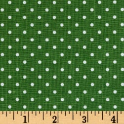 Riley Blake Swiss Dot Treetop Fabric