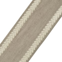 "French General 4.25"" Amelie Trim Natural"
