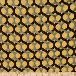 Fabricut Armstrong Chenille Patina Fabric