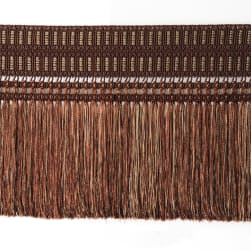 Fabricut Beaudry Fringe Copper