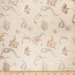 Collier Campbell Blair Jacquard Cream Fabric
