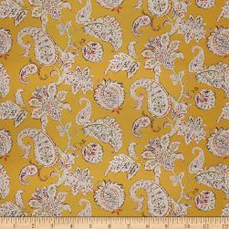 Fabricut Colourist Marigold Fabric