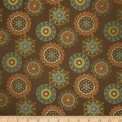 Fabricut Easy Rider Chocolate Fabric