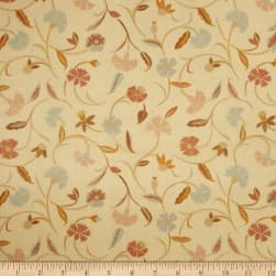 Collier Campbell Jacobean Jangle Linen Sand