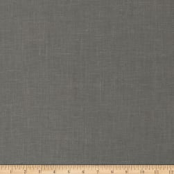 Fabricut Micah Twill Linen Pavement Fabric