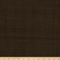 Fabricut Mulberry Silk Espresso Fabric