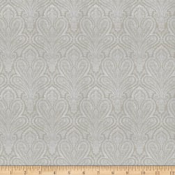 Fabricut Out Take Paisley Pewter Fabric
