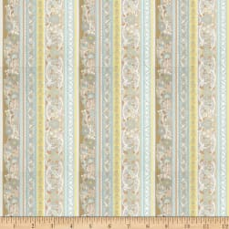 Collier Campbell Persian Night Duck Egg Fabric