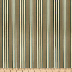 Fabricut Pomerol Stripe Faux Silk Rainforest Ja Fabric