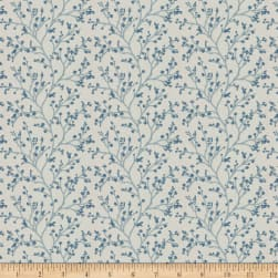 Fabricut Supporting Role Cornflower Fabric