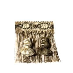 "Trend 1"" 01362 Bullion Fringe Natural"