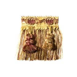 "Trend 1"" 01362 Bullion Fringe Ginger"