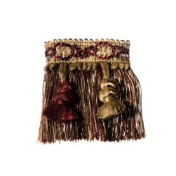 "Trend 1"" 01362 Bullion Fringe Caramel Apple"