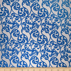 Trend 02463 Faux Silk Lagoon Fabric
