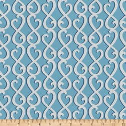 Trend 03041 Outdoor Lagoon Fabric