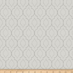 Trend 04256 Faux Silk White Pearl Fabric