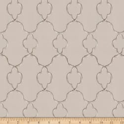 Trend 04258 Faux Silk Natural Taupe Fabric