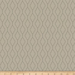 Trend 04259 Faux Silk Blue Silver Fabric