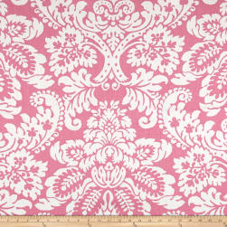 Braemore Julian 100% Linen Flamingo Fabric