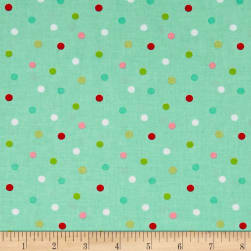 Riley Blake Butterflies & Berries Polka Dot Butterflies