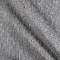 P/Kaufmann Piper Basketweave Chambray Fabric