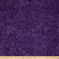 Island Batik Cotton Blender Purple