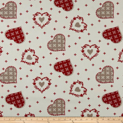 STOF France Gileres Ecru Fabric
