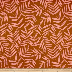 Cloud 9 Organic To Market Canopy Rust Fabric