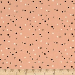 Cloud 9 Organic Pollen Blush Fabric