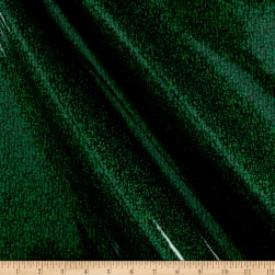 Sparkle Vinyl Hunter Green Fabric