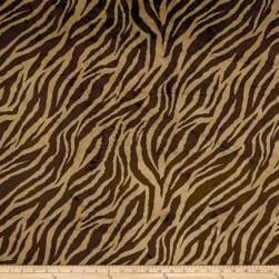 Shannon Minky Frosted Zebra Cuddle Fabric
