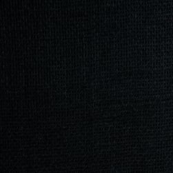 Shalimar Burlap Black (Bolt, 15 yards) Fabric