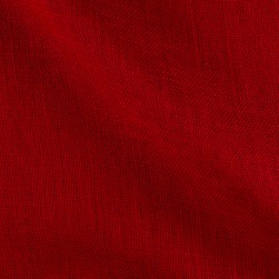 Shalimar Burlap Barn Red (Bolt, 15 yards) Fabric